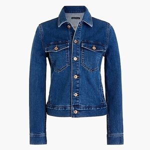 J. Crew Size Small Jean Jacket Truckers New WOtag